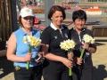 LRČ sieviešu vienspēļu 2016. g. 1. posma uzvarētājas (Ventspils)