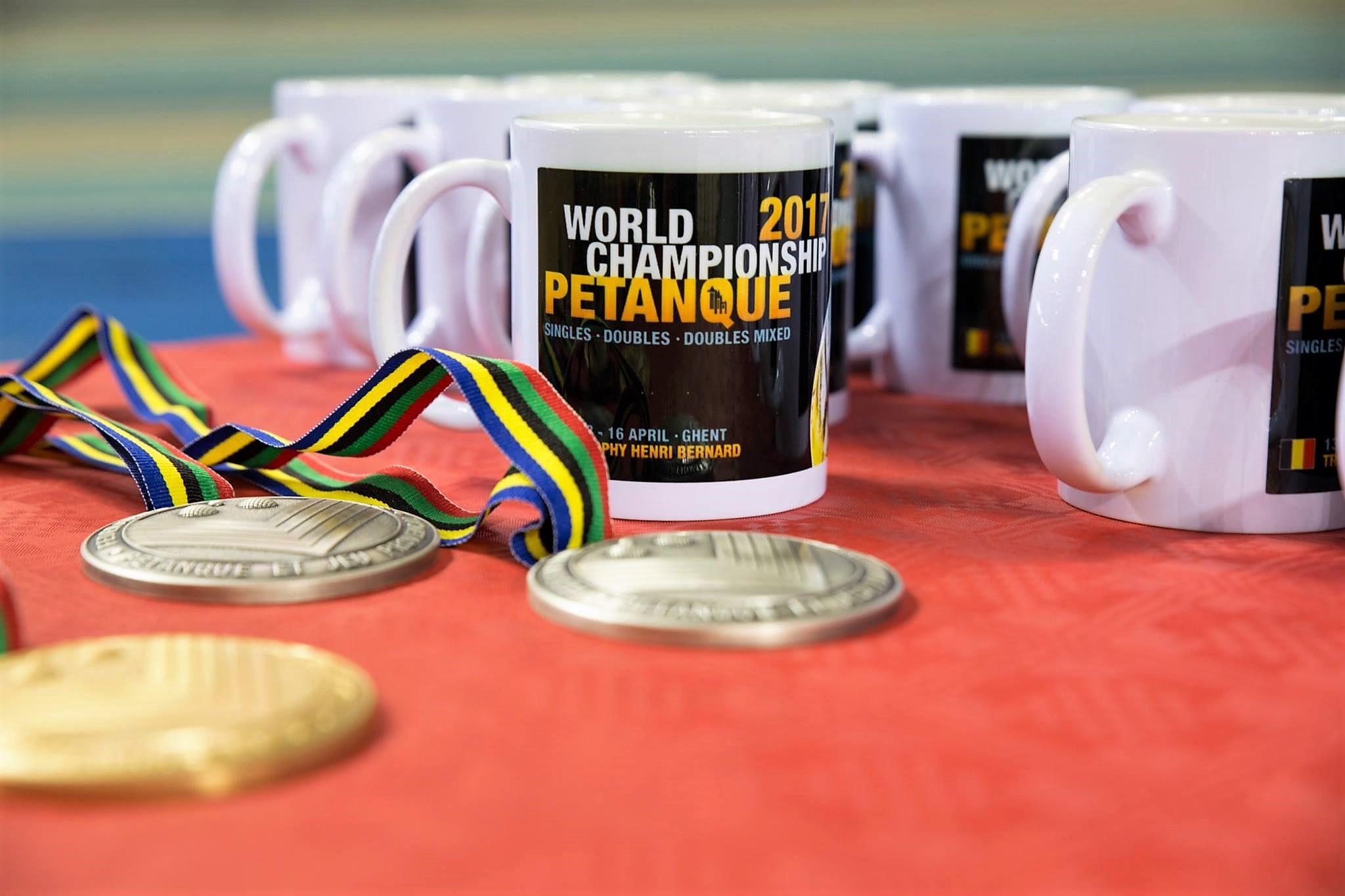 2017 WC Gent Mug