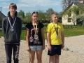 2016 LRČ jauniešu vienspēļu medaļnieki