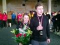 2. vieta (Laura Miglāne un Kristaps Stepiņš)
