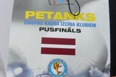 EUROCUP PUSFINĀLS SK Upesciems Latvija 2013. septembris